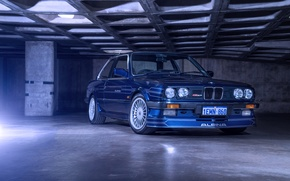 Picture BMW, E30, Alpina, C2 2.7