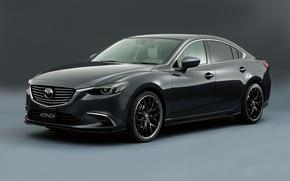 Wallpaper Concept, Mazda, Mazda, Atenza