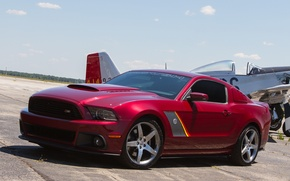 Picture mustang, roush, 2013, edition, first, stage 3