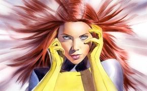 Picture Marvel, Phoenix, Jean Grey, Jean Grey, X-men