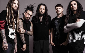 Picture music, music, Head, Grain, Korn, nu metal, nu metal, Jonathan Davis, Ray Luzie, Done, Monkey, …