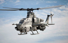 Picture Viper, Bell, American attack helicopter, AH-1Z, Bell Helicopter