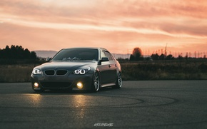 Picture BMW, E60
