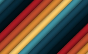 Picture line, color, diagonal, shade