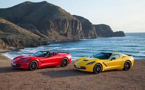 Picture Corvette, Chevrolet