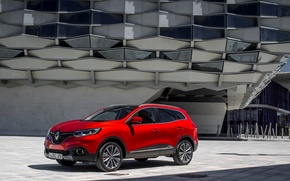 Wallpaper the Kadjar, 2015, Kadjar, Renault, Reno, X-Mod