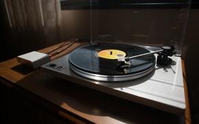 Picture music, vinyl, U-Turn Turntable
