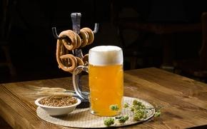 Wallpaper beer, alcohol, mug, restaurant, light