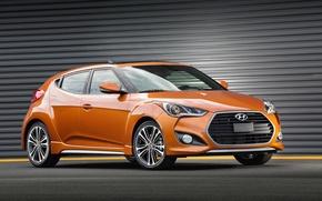 Picture Hyundai, Turbo, US-spec, Veloster, Veloster HD, 2015, Hyundai