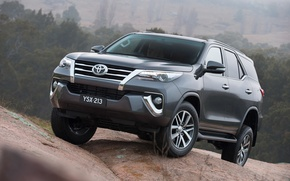 Picture Toyota, Toyota, 2015, Fortuner