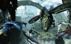 Picture avatar, dragons, war
