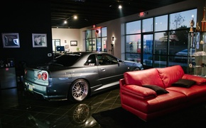 Picture style, interior, Nissan, gtr, Skyline, Nissan Skyline, gtr, skyline, GT-R 34