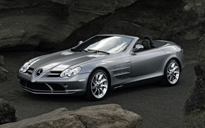 Picture mercedes-benz, Auto, roadster