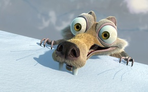 Wallpaper ice age, Ice Age, protein, the film