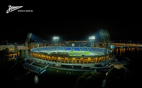 Picture Zenit, Football, Stadium