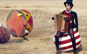 Picture girl, music, Asian, South Korea, K-Pop, Lee HyoRi