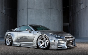 Picture GTR, Nissan, Racing, Kuhl