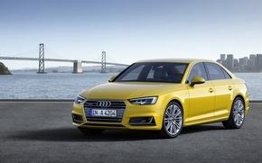 Picture Audi, Audi, quattro, TFSI, 2015, S line