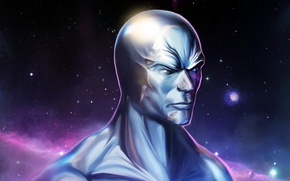 Picture cosmos, Silver Surfer, Norrin Radd