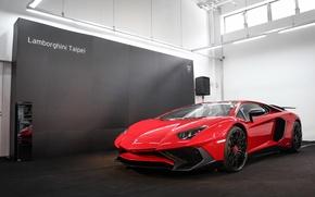 Picture Lamborghini, Aventador, Super, 750-4, Veloce 2015