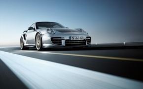 Picture auto, machine, widescreen, Porsche, Porsche-911-GT2-RS-2011