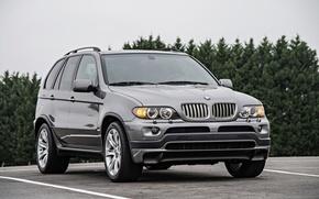 Wallpaper BMW, BMW, crossover, E53