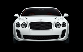 Wallpaper Continental, Supersport, Bentley