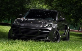 Wallpaper GTR, Porsche, Vantage