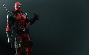 Picture weapons, mercenary, deadpool, wade wilson