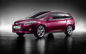 Picture Color, Auto, ford, focus, wagon
