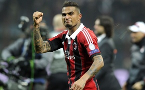Picture Football, Football, Soccer, Player, Milan, Boateng
