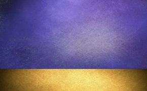 Picture purple, gold, divorce, scratches, luxury