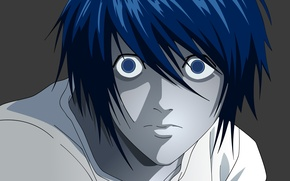 Picture Death Note, Death note, Lawliet