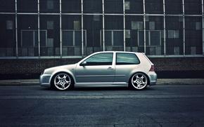 Picture volkswagen, Golf, golf, GTI, Volkswagen, MK4