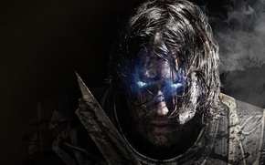 Wallpaper Smoke, Warner Bros. Interactive Entertainment, Look, Middle-Earth: Shadow Of Mordor, Light, Ghost, Warrior, Equipment, Monolith ...