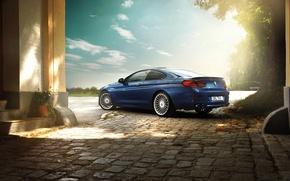Picture tuning, BMW, BMW, rechange, 6 series, Alpina