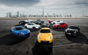 Picture City, Nissan, Cars, Dubai, 350Z, 370Z, GTZ