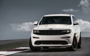 """Picture track, Jeep, Grand Cherokee, 2016, SRT """"Night"""