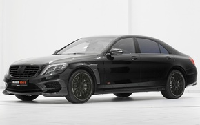 Picture Mercedes-Benz, Brabus, AMG, S 63, 2014, W222