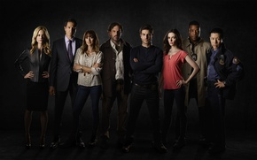 Picture The series, actors, Movies, Grimm, Grimm
