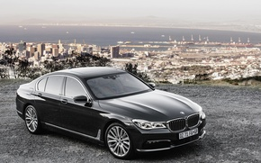 Wallpaper G11, sedan, BMW, BMW, 7-Series