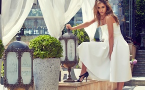 Picture Jessica Alba, photoshoot, Cosmopolitan