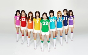 Picture Beautiful, Music, Asian, White, Girls, Beauty, Team, SNSD, Kpop, Cute, Funny, Girls' Generation, Uniform, Korean, …