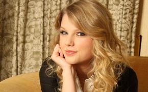 Wallpaper face, smile, model, blonde, singer, Taylor Swift, Taylor Alison Swift