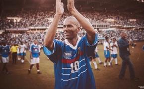 Picture France, Real Madrid, Zidane, Zinedine