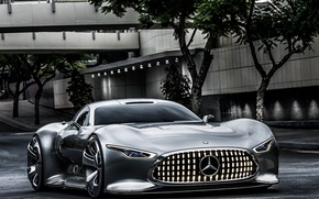 Picture the concept, mercedes-benz amg, vision gran turismo