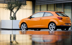 Picture salon, hatchback, seat, ibiza