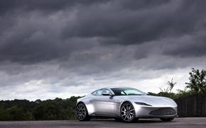 Picture clouds, Aston Martin, 2015, DB10