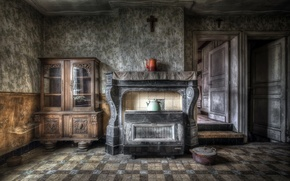 Picture background, room, kitchen