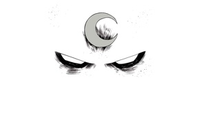 Picture white, costume, Marvel, Range, Moon Knight